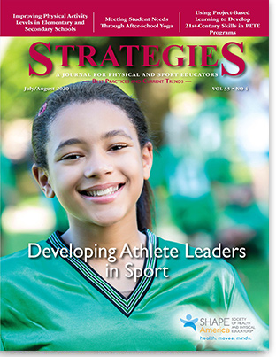 Strategies July August 2020 cover
