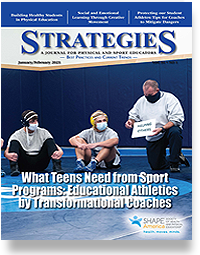 Strategies: A Journal for Physical and Sport Educators